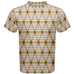 Seamless Wallpaper Background Men s Cotton Tee