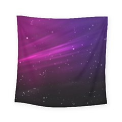 Purple Wallpaper Square Tapestry (small) by Amaryn4rt
