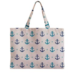 Sailor Anchor Mini Tote Bag by Brittlevirginclothing