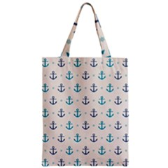 Sailor Anchor Classic Tote Bag by Brittlevirginclothing