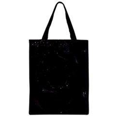 Black Rose Classic Tote Bag by Brittlevirginclothing