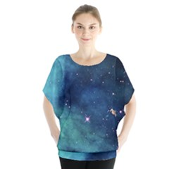 Space Blouse by Brittlevirginclothing