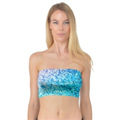 Rainbow Sparkles Bandeau Top by Brittlevirginclothing