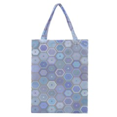 Bee Hive Background Classic Tote Bag by Amaryn4rt