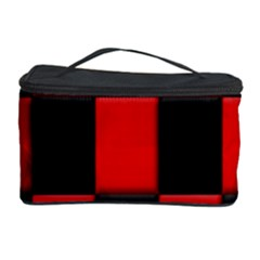Board Red Black Cosmetic Storage Case