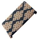 Geometric Cut Velvet Drapery Upholstery Fabric Apple iPad 3/4 Hardshell Case (Compatible with Smart Cover) View4