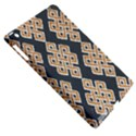 Geometric Cut Velvet Drapery Upholstery Fabric Apple iPad 3/4 Hardshell Case (Compatible with Smart Cover) View5