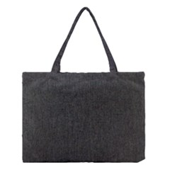 Linen Solid Fabric Medium Tote Bag by Jojostore