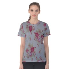 Rose Women s Cotton Tee