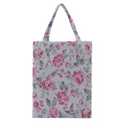 Rose Red Flower Classic Tote Bag by Jojostore