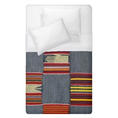 Strip Woven Cloth Duvet Cover (single Size) by Jojostore
