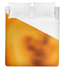 Blurred Glass Effect Duvet Cover (queen Size) by Amaryn4rt