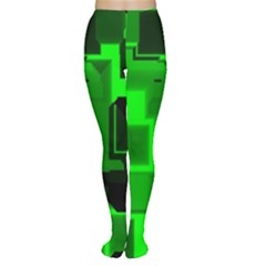Cyber Glow Women s Tights