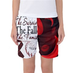 Sickle Cell Is Me Women s Basketball Shorts by shawnstestimony