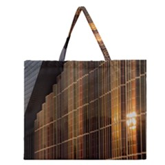 Swisstech Convention Center Zipper Large Tote Bag