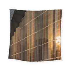 Swisstech Convention Center Square Tapestry (small)
