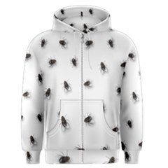 Flies Men s Zipper Hoodie