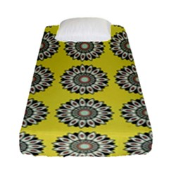 Sunflower Fitted Sheet (single Size)