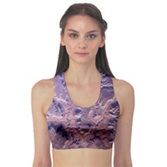 Grand Canyon Space Sports Bra by AnjaniArt
