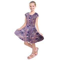 Grand Canyon Space Kids  Short Sleeve Dress