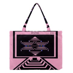 Star Base Medium Tote Bag by MRTACPANS