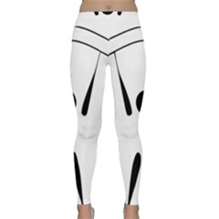 Air Sports Pictogram Classic Yoga Leggings by abbeyz71