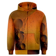 Abstraction Color Closeup The Rays Men s Zipper Hoodie
