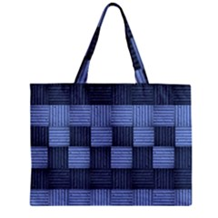 Texture Structure Surface Basket Zipper Mini Tote Bag by Amaryn4rt
