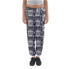Sugar Skull Women s Jogger Sweatpants