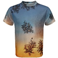 Hardest Frost Winter Cold Frozen Men s Cotton Tee