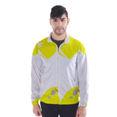Mail Holyday Vacation Frame Wind Breaker (men)