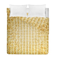 Pattern Abstract Background Duvet Cover Double Side (full/ Double Size)