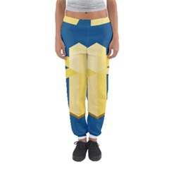 Banana Space Women s Jogger Sweatpants by Jojostore