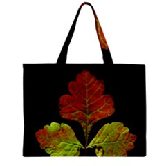 Autumn Beauty Zipper Mini Tote Bag by Nexatart