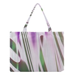Colored Pattern Medium Tote Bag