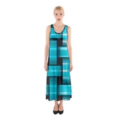 Hintergrund Tapete Sleeveless Maxi Dress