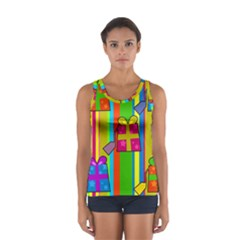 Holiday Gifts Women s Sport Tank Top  by Nexatart