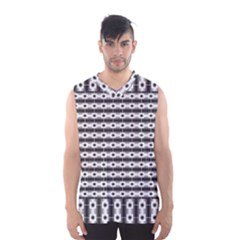Pattern Background Texture Black Men s Basketball Tank Top