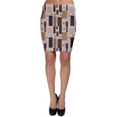Pattern Wallpaper Patterns Abstract Bodycon Skirt