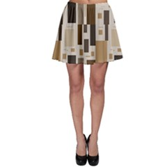 Pattern Wallpaper Patterns Abstract Skater Skirt by Nexatart