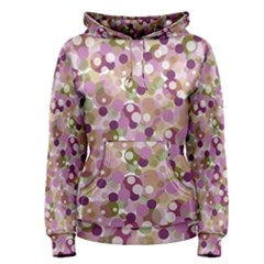 Colorful Bubbles Women s Pullover Hoodie