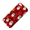 Seamless Santa Tile Apple iPod Touch 5 Hardshell Case View4