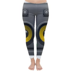 Audio Loadspeaker Activ Classic Winter Leggings