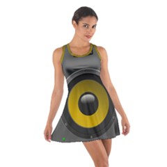 Audio Loadspeaker Activ Cotton Racerback Dress
