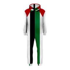 Palestine Flag Hooded Jumpsuit (kids)