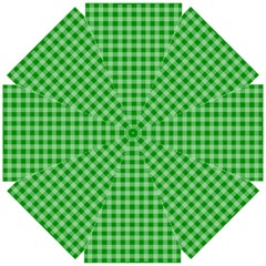 Gingham Background Fabric Texture Straight Umbrellas