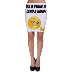 Take A Stand! Bodycon Skirt by athenastemple