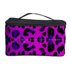 Pattern Design Textile Cosmetic Storage Case by Nexatart