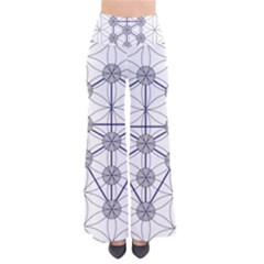 Tree Of Life Flower Of Life Stage Pants by Nexatart