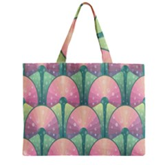 Seamless Pattern Seamless Design Zipper Mini Tote Bag